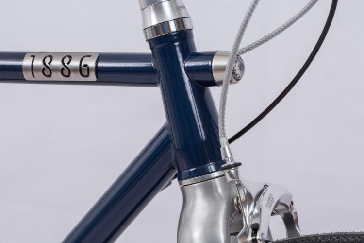 Eclairage vélo 1886