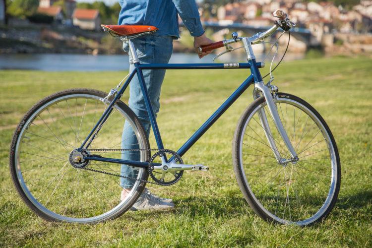 Vélo de loisir 1886
