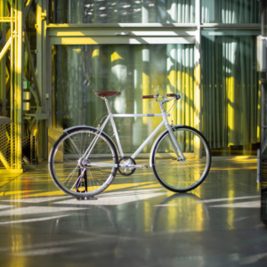 Vélo urbain 1886